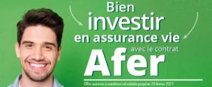Bien investir en assurance vie avec le contrat AFER