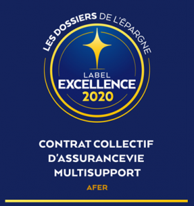 AFER, label excellence 2020